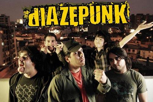 Banda Nacional Diazepunk se despide de los escenarios