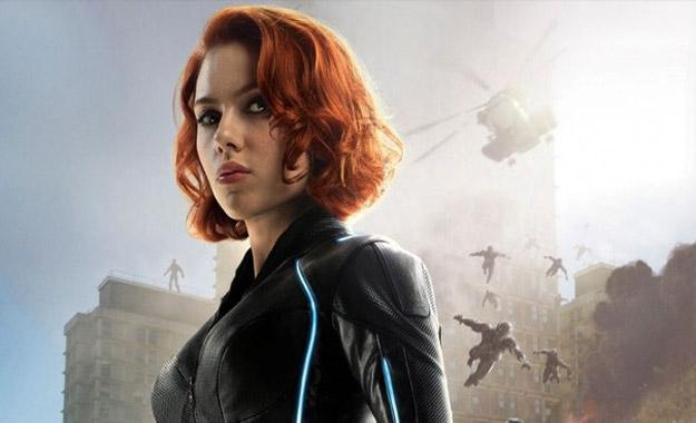 Marvel publica el primer tráiler de «Black Widow»