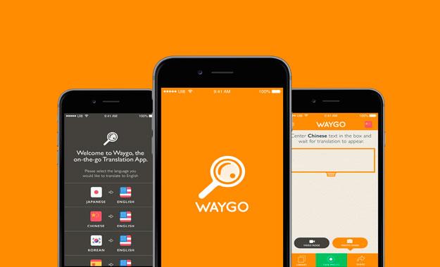 Google Translate tiene como competidor a «Waygo» en Asia