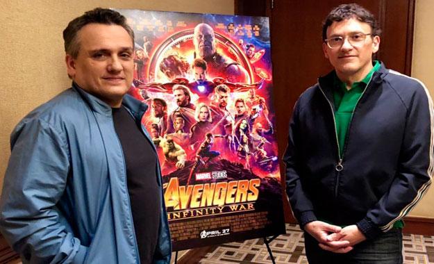 Directores Joe y Anthony Russo no participarán en más películas de Marvel Studios