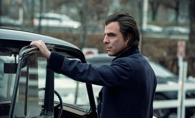 Actor Zachary Quinto regresa como villano en la serie «Nos4a2»