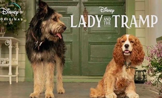 Disney muestra la escena más famosa de «La dama y el vagabundo»