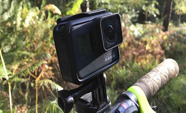 La firma de cámaras GoPro presentará su nuevo modelo Hero 8