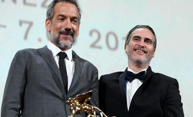 La película «Joker» se alza con el león de oro del Festival de Cine de Venecia