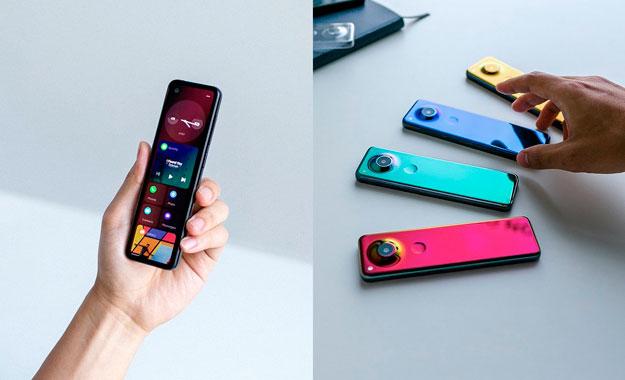 """La compañía Essential presenta su """"Proyecto Gema"""" un teléfono partido a la mitad"""