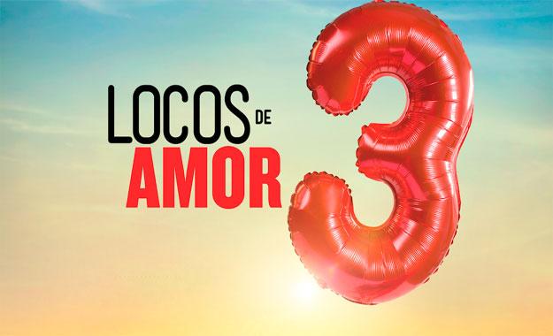 Lanzan el primer adelanto de la comedia musical peruana «Locos de amor 3»