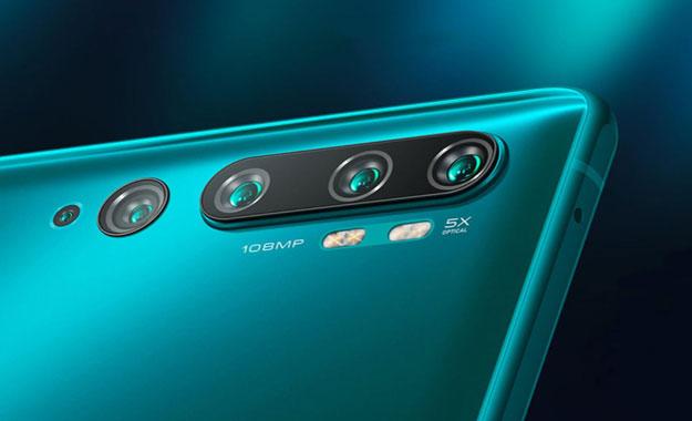 La compañia Xiaomi anuncia el Mi Note 10 y el Mi Note 10 Pro