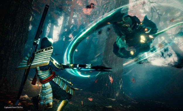 Estudio Team Ninja publica el tráiler de Nioh 2 y confirma fecha de lanzamiento