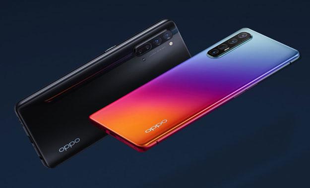 La compañía OPPO revela sus nuevos smartphones de gama media con conectividad 5G