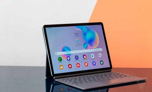 Samsung prepara el lanzamiento de su Galaxy Tab S6 la primera tablet 5G del mundo