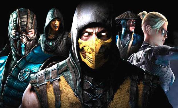 Adelantan en dos meses la fecha de estreno de la película Mortal Kombat