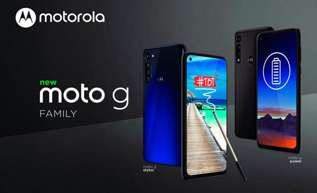 Motorola presenta su nuevo smartphone el Moto G Stylus