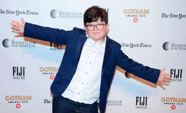 El pequeño actor Archie Yates protagonizará el remake de «Mi pobre angelito»
