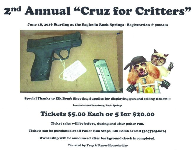 cruz for critters 2