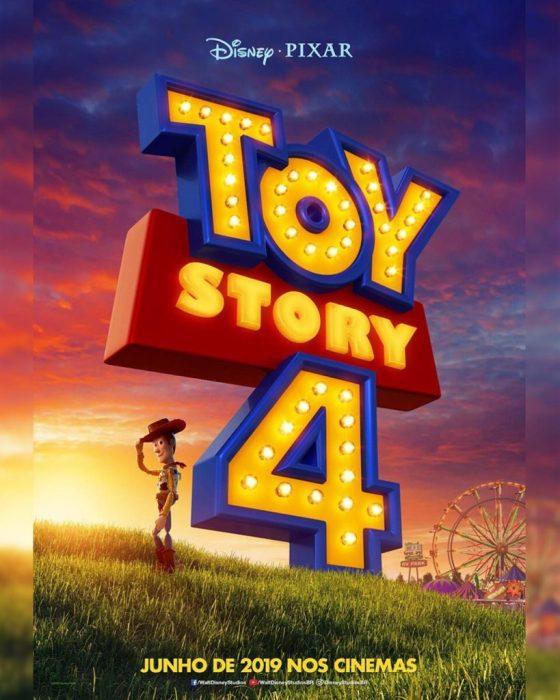 Disney: Woody aparece em novo pôster de Toy Story 4