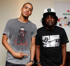 Wale and J. Cole