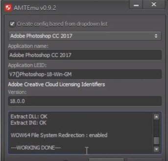 [分享] Adobe CC 2018 全套破解器 AMTEmu v.0.9.2下載 + 破解教學 (for Window) – 97 HK girl's Diary