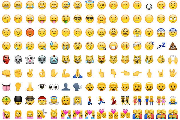 insulting emojis