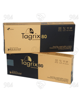 Tagrix 80mg 30 Tablet, Beacon