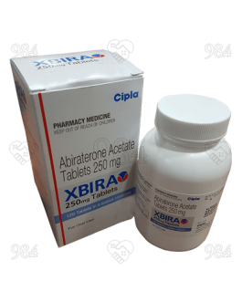 Xbira 250mg 120 Tablet, Cipla