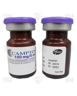 Campto 100mg Injection, Pfizer