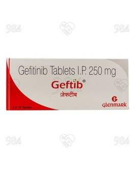 Geftib 250mg 30 Tablets, Glenmark