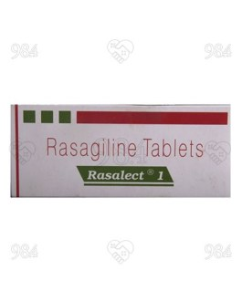 Rasalect 1mg 100 Tablet, Sun