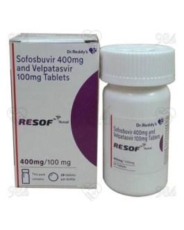 Resof Total 28s Tablets, Hetero