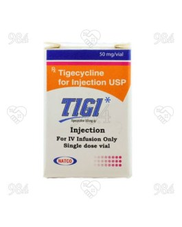 Tigi 50mg Injection, Natco