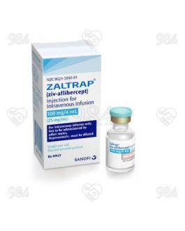 Zaltrap 100mg 1s Injection, Sanofi