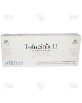 Tofacinix 11mg 30 tablets, Beacon