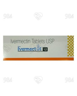 Ivermectol 12mg 50 Tablet, Sun