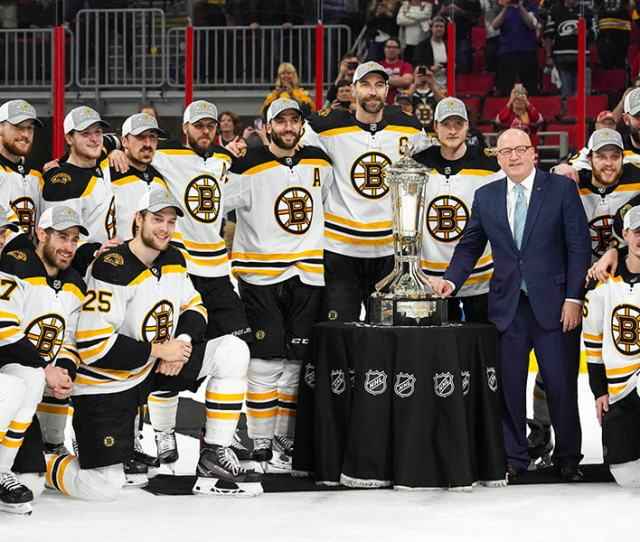Finally Some Much Needed Rest For The Bruins Ahead Of Stanley Cup