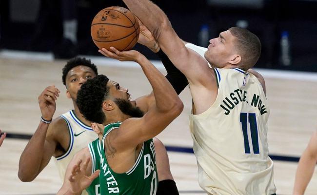 Celtics Hang With Bucks Despite Disastrous Game For Jayson