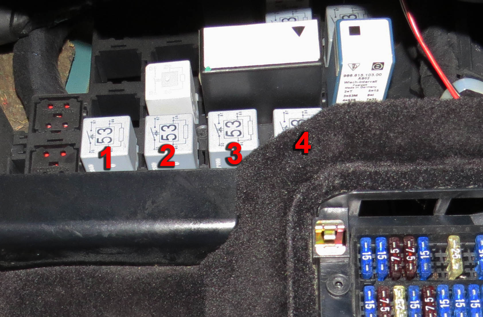 Porsche Boxster Fuse Box Diagram On 2000 Porsche Fuse Box Diagram