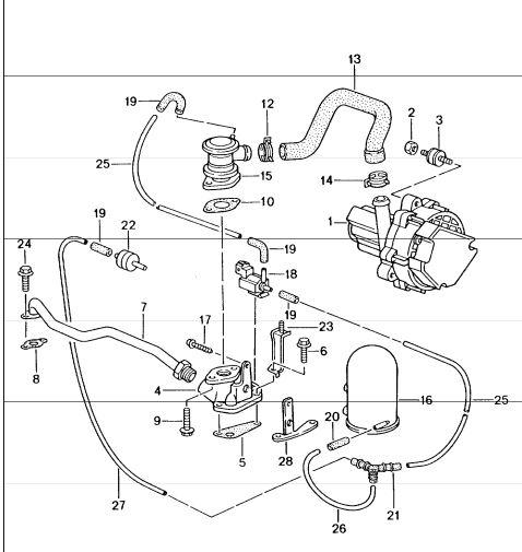 2007 porsche boxster fuse diagram