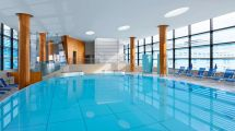 Hotel Swimming Pools with Spas
