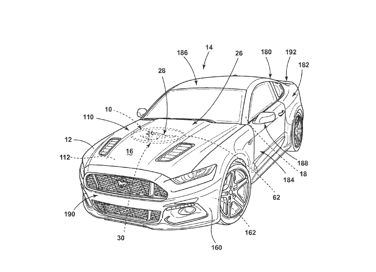 Ford Patent Could Mean Cars Can Change Their Spots But