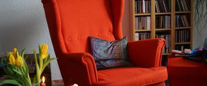 Can't afford furniture? Here are some ideas.