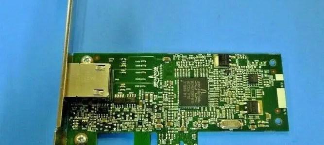 Broadcom vs Intel NIC