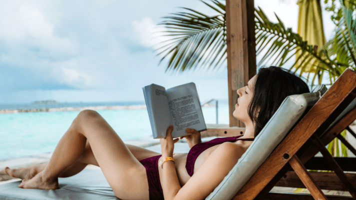 5 Sexy Beach Reads for the Summer