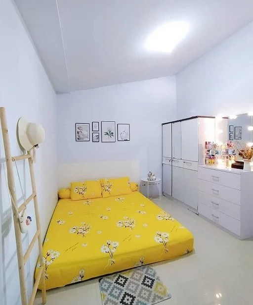 Desain Interior Kamar Tidur Minimalis Ukuran 3x3   Gambar Desain...