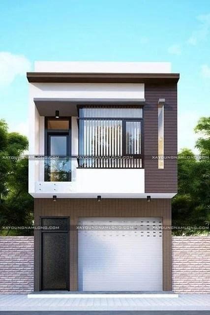 Fasad Ruko Modern : fasad, modern, Desain, Lantai, Minimalis, Terpopuler, Untuk, Segala, Jenis, Usaha