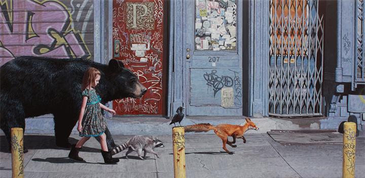 超寫實主義 美國畫家Kevin Peterson油畫作品欣賞 - 9900 綜合新聞頻道