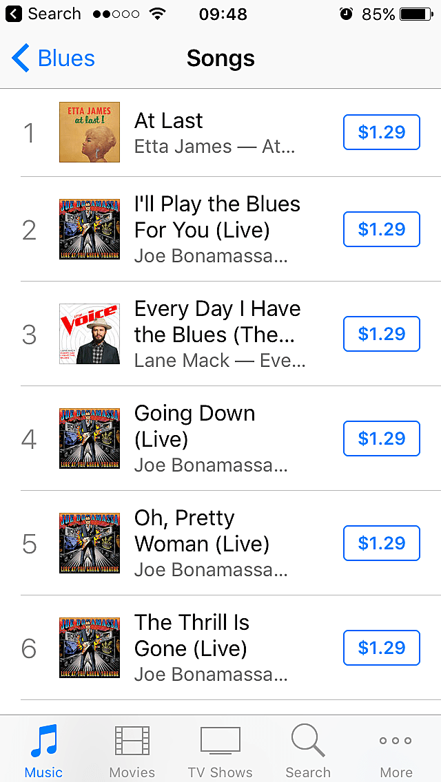 also local artist on itunes chart rh ktdy