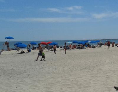 Fred Benson Town Beach