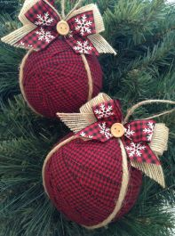 Beautiful Christmas Tree Ornaments Ideas You Must Have 03