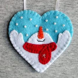 Beautiful Christmas Tree Ornaments Ideas You Must Have 40