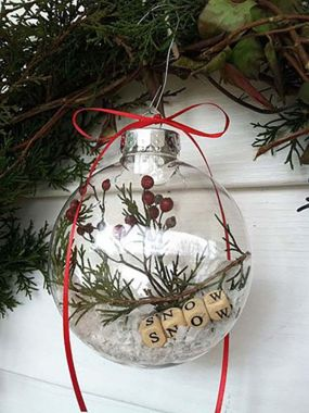 Beautiful Christmas Tree Ornaments Ideas You Must Have 46