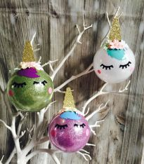 Beautiful Christmas Tree Ornaments Ideas You Must Have 50